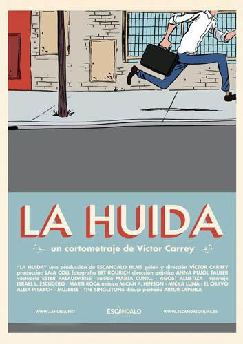la_huida