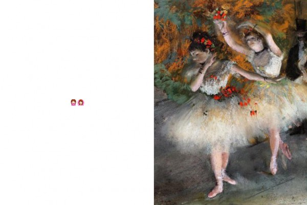 Two-Dancers-Entering-the-Stage-Edgar-Degas