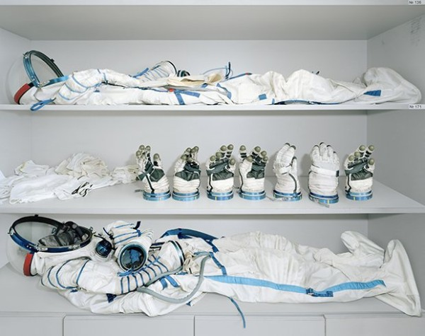 Edgar Martins - Astronaut Dressing Room