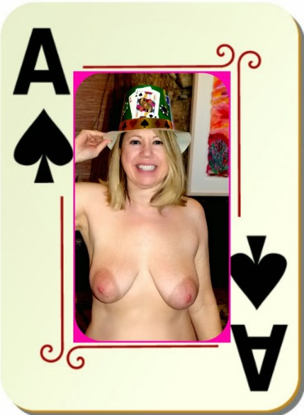 Topless casino night 8